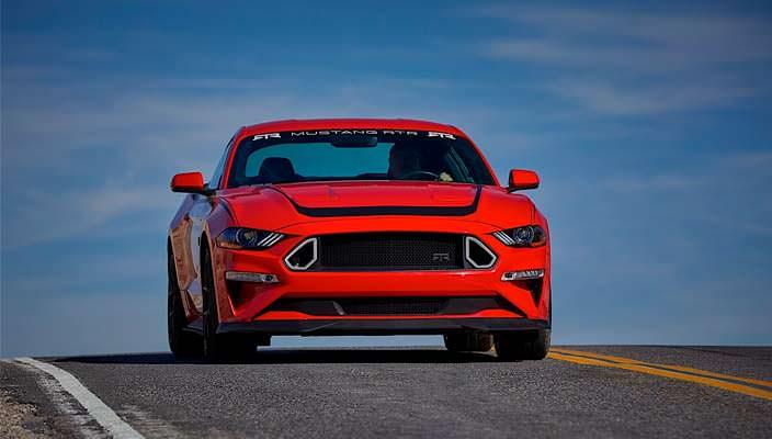 Ford Mustang получил пакет производительности от RTR | фото