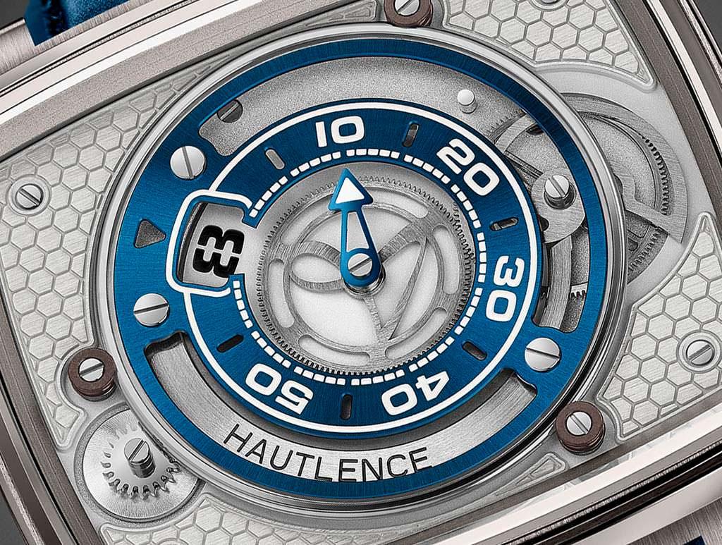 Уникальные часы Haultence HL Newton