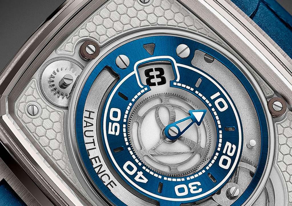 Швейцарские часы Haultence HL Newton