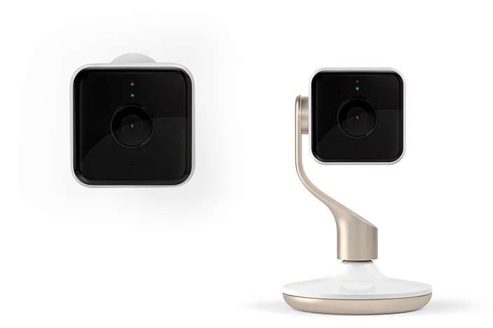 Умные камеры видеонаблюдения Hive View