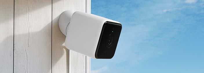 Уличная камера видеонаблюдения с ночным видением Hive View Outdoor