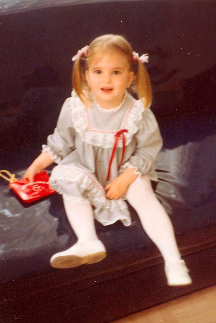 Фото | Иванка Трамп в детстве