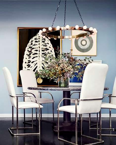 Дизайн интерьера дома Джессики Альбы