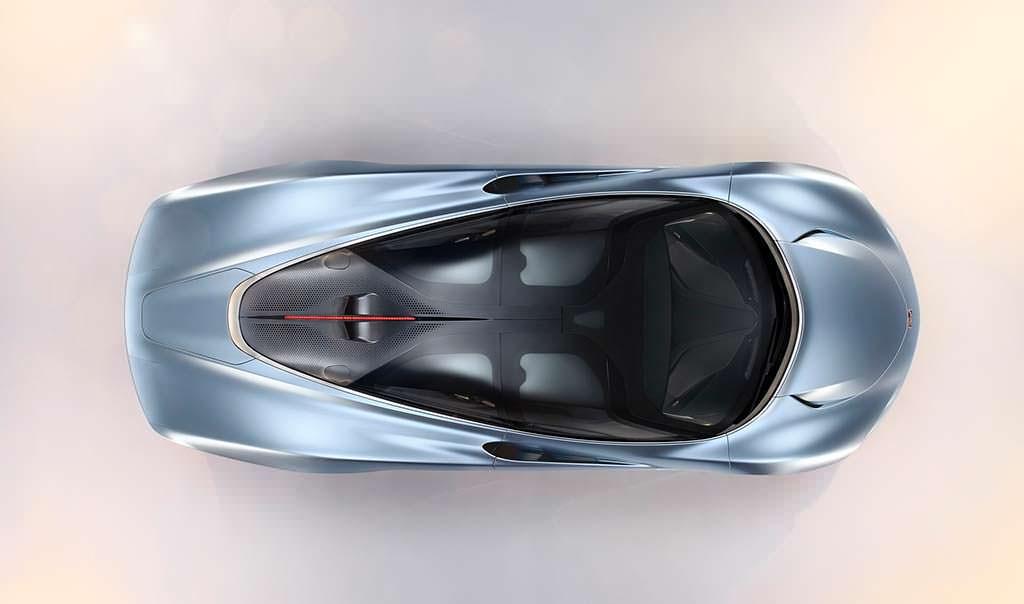 McLaren Speedtail. Максимальная скорость 403 км/ч