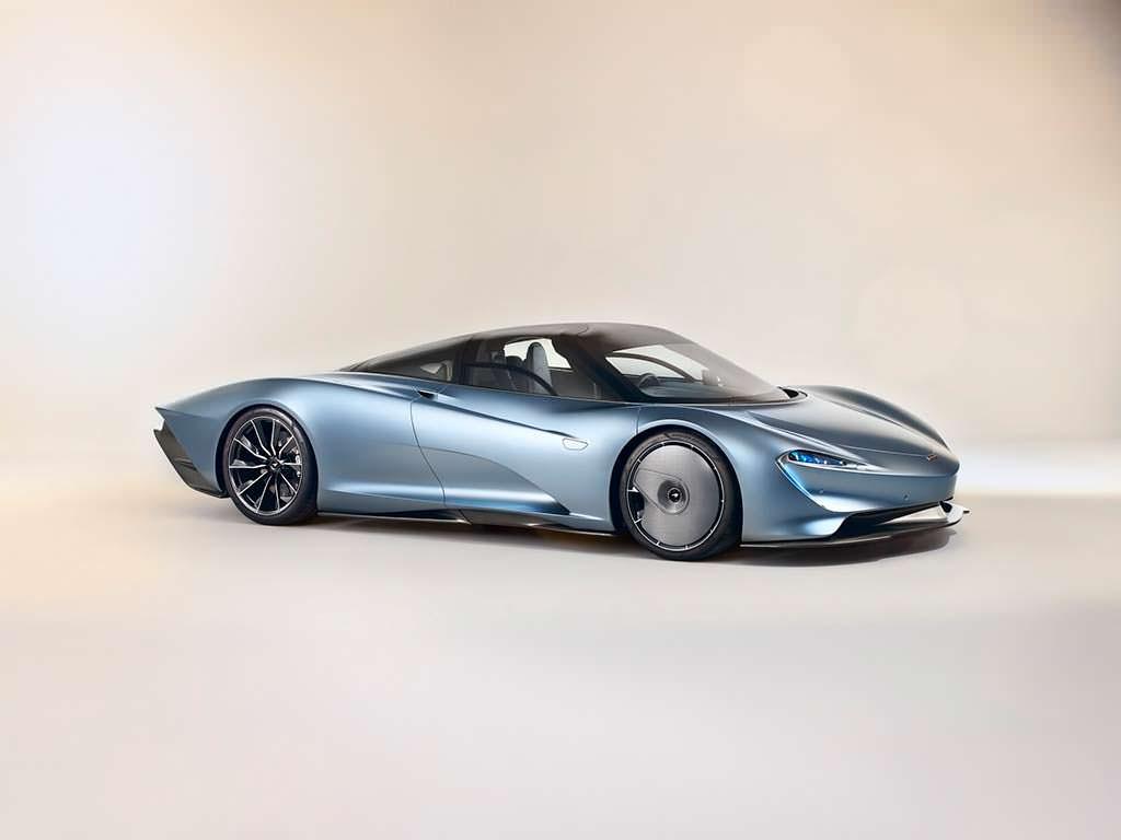 Гиперкар McLaren Speedtail