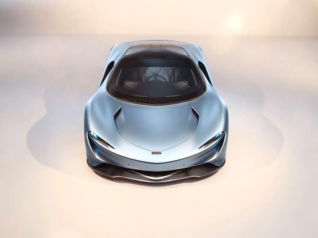 McLaren Speedtail - самый быстрый автомобиль в мире