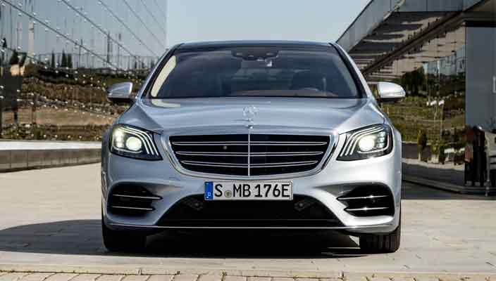 Гибрид премиум класса Mercedes S560e официально | фото