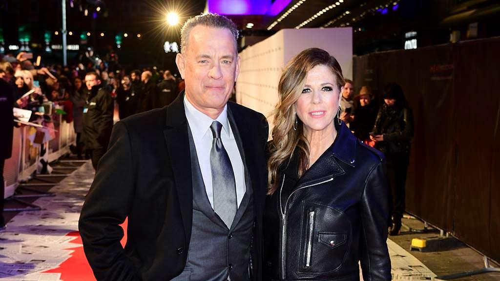 2018 год: Том Хэнкс и Рита Уилсон 30 лет вместе