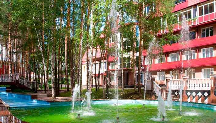 Санатории на Черном море и отдых за границей