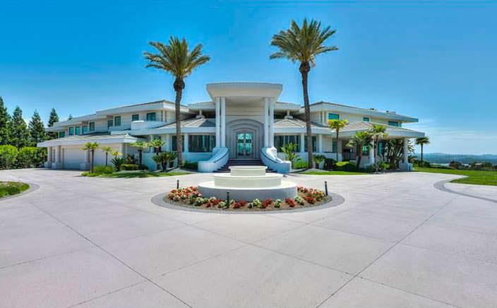 Старый дом Эдди Мерфи в Калифорнии. Цена $5 млн