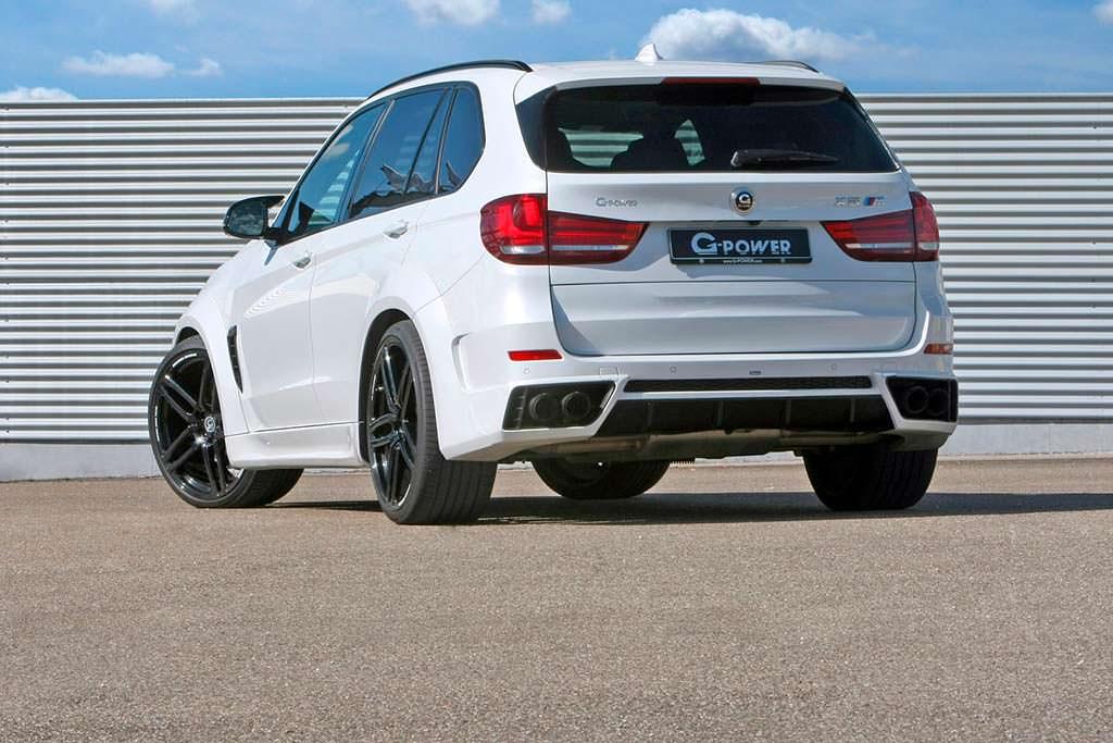 Тюнинг BMW X5 от G-Power