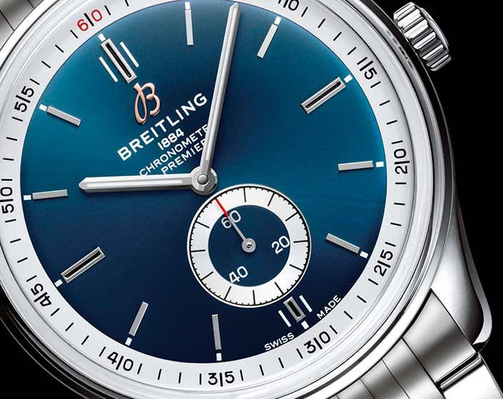 Винтажные часы Breitling Premier Automatic 40