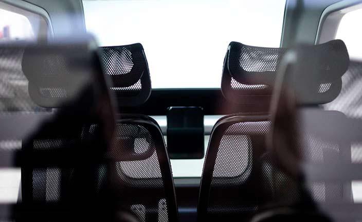 Компактный электромобиль Biomega SIN