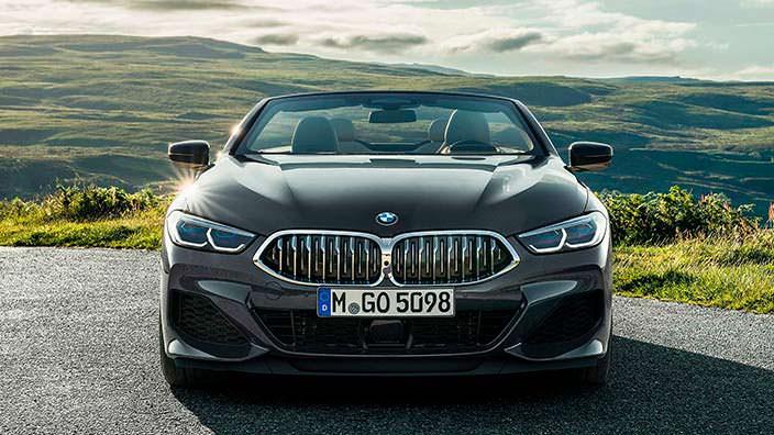 BMW 8 Series Convertible G14