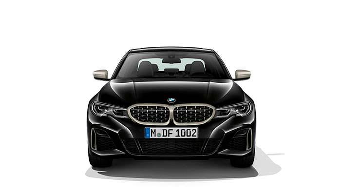 Новая BMW M340i