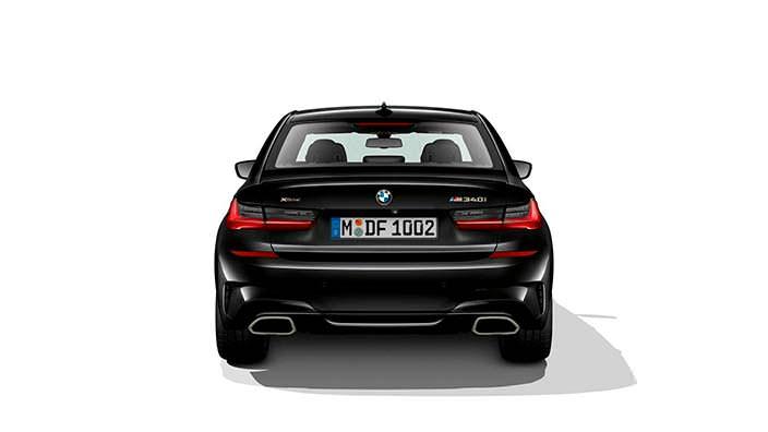 Спортивная BMW M340i xDrive в кузове G20