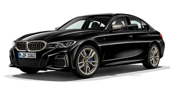 Спортивный седан BMW M340i xDrive в кузове G20