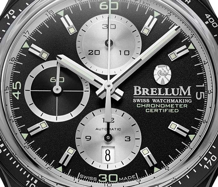 Brellum Pandial DLC Chronometer