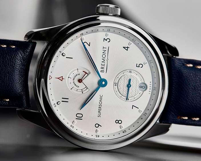 Английские часы Bremont Supersonic. Цена от $12 495