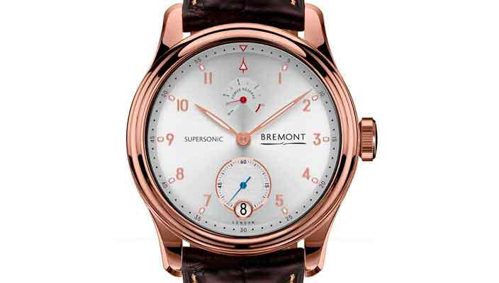 Новые часы Bremont Supersonic в честь 50-летия «Конкорда»