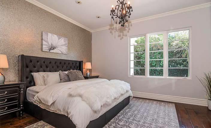 Гостевая спальня в доме Аврил Лавин