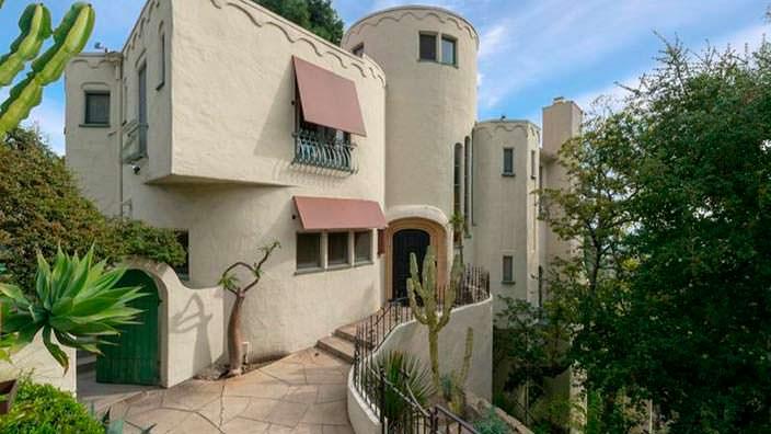 Дом Марлона Брандо в Лос-Анджелесе