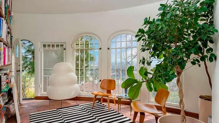 Домашняя библиотека Марлона Брандо