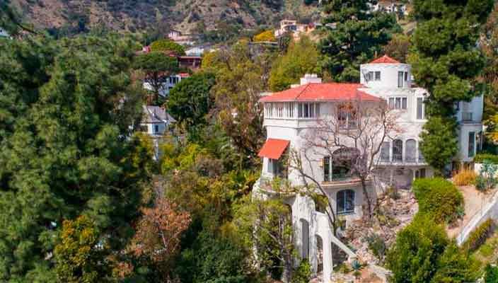 Дом Марлона Брандо в Лос-Анджелесе продан | фото и цена
