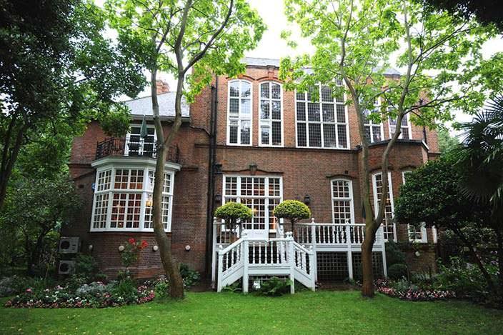 Фото | Дом Робби Уильямса и Айды Филд в Лондоне
