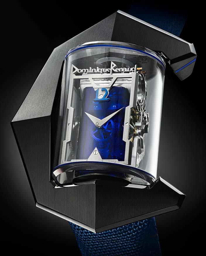 Фантастические часы Donimique Renaud DR01