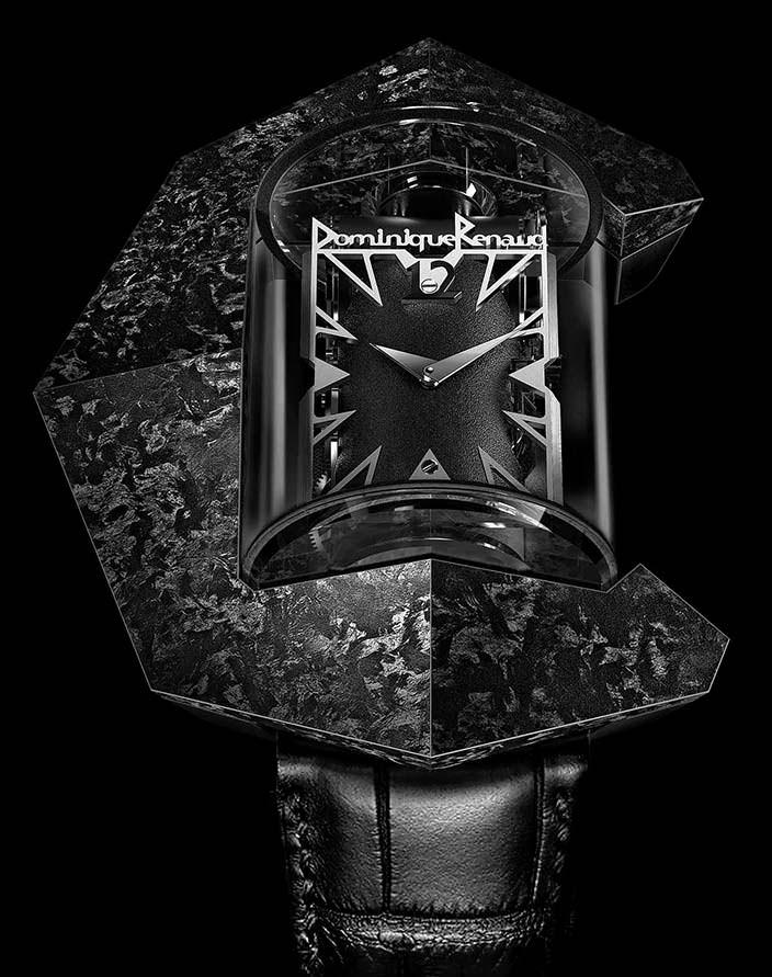 Часы за миллион долларов Donimique Renaud DR01