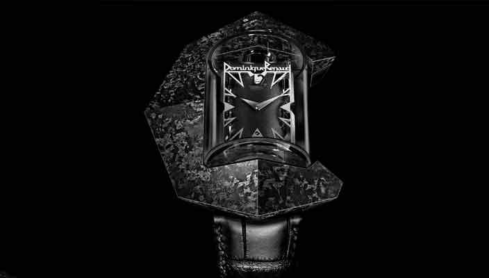 Доминик Ренауд сделал часы за миллион долларов DR01