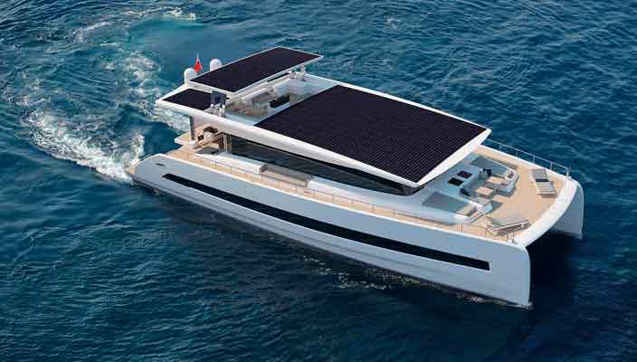 Silent Yachts строит три электро-катамарана Silent 79 Cruiser