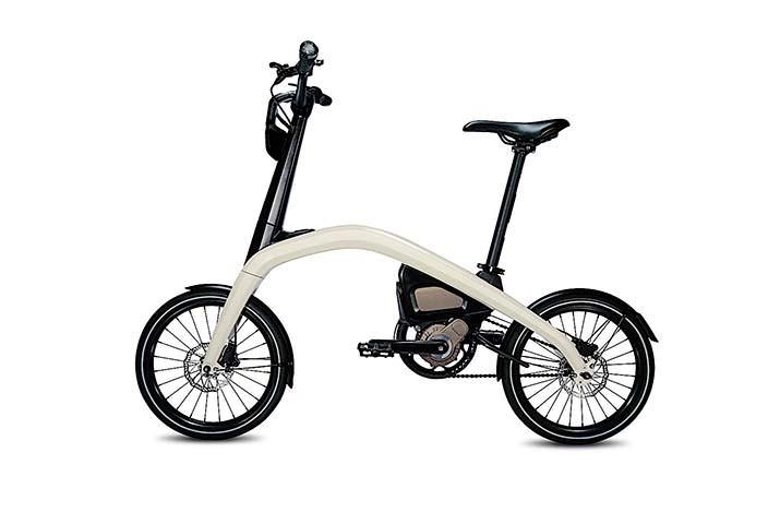 Электровелосипед компании General Motors