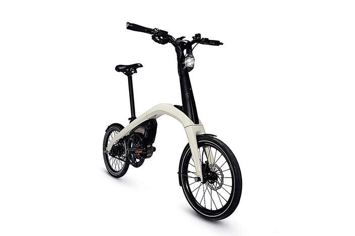 Электро-велосипед General Motors