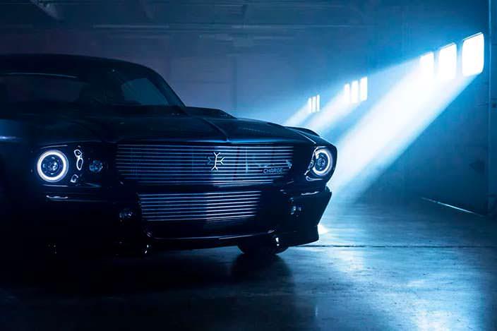 Электромобиль Ford Mustang от Charge