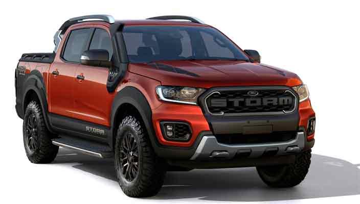 Ford Ranger Storm Concept - почти Raptor и дешевле | фото