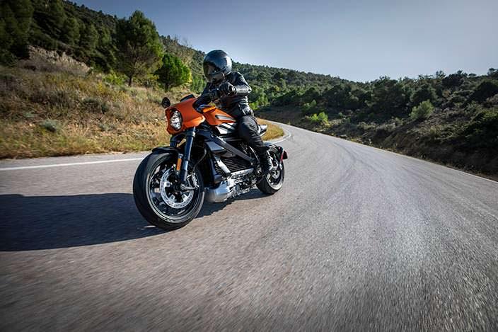 Новый Harley-Davidson LiveWire