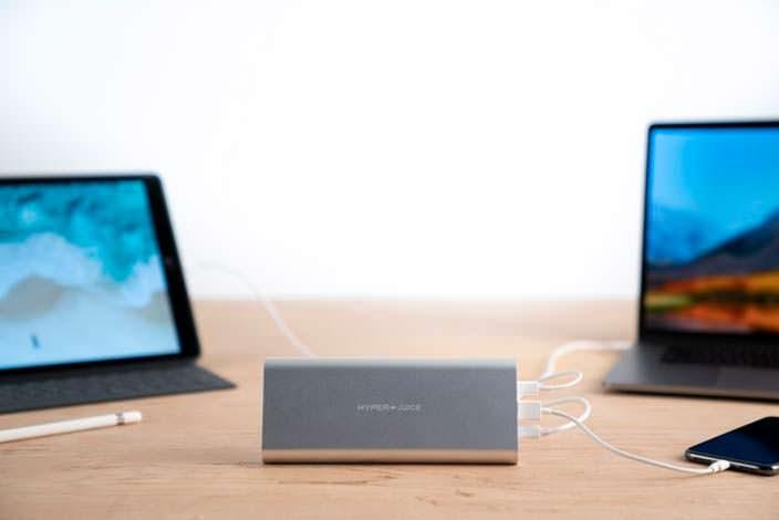 HyperJuice: самый мощный внешний аккумулятор USB-C