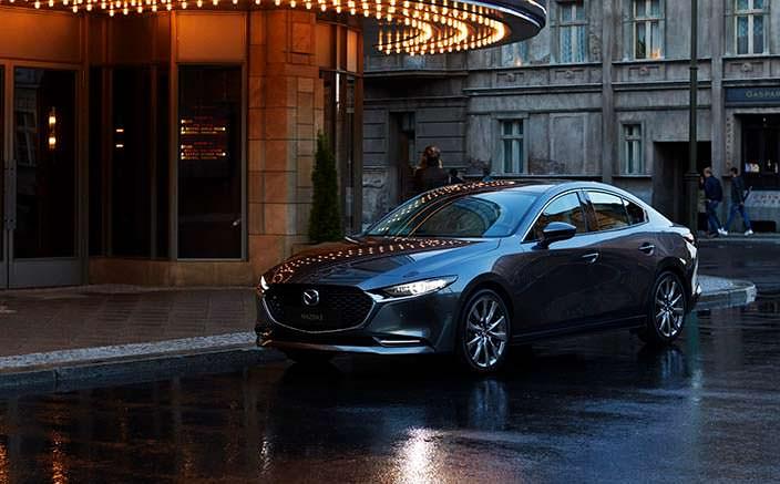 Новая Mazda3 седан