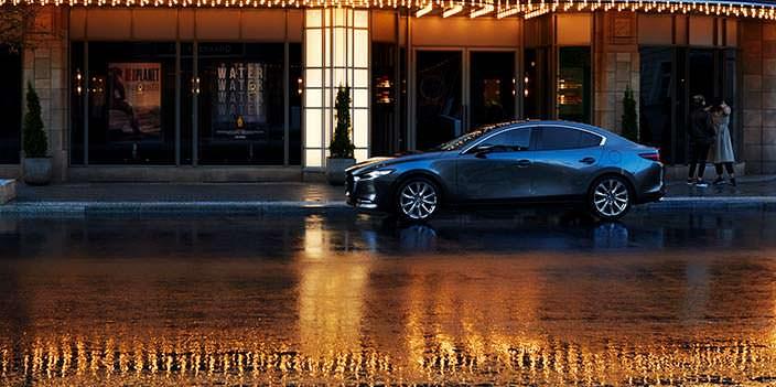2019 Mazda3 нового поколения