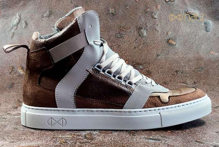 Обувь унисекс из переработанного кофе от Nat-2