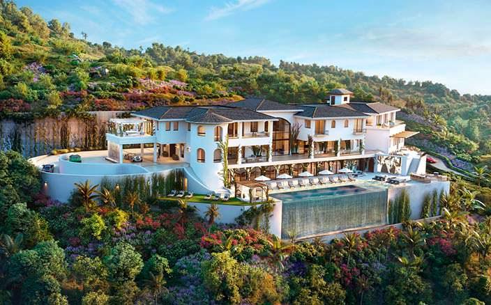Гигантский дом в Бель-Эйр стоимостью $100 млн