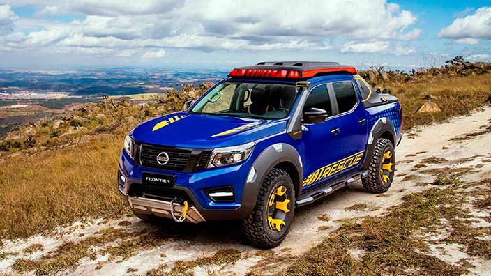 Пикап Nissan Frontier Sentinel