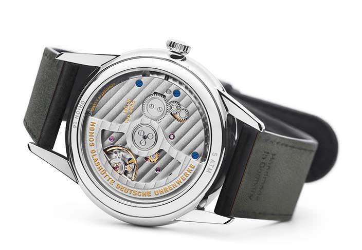 Часы Nomos Orion Neomatik 41 Date на калибре DUW 6101