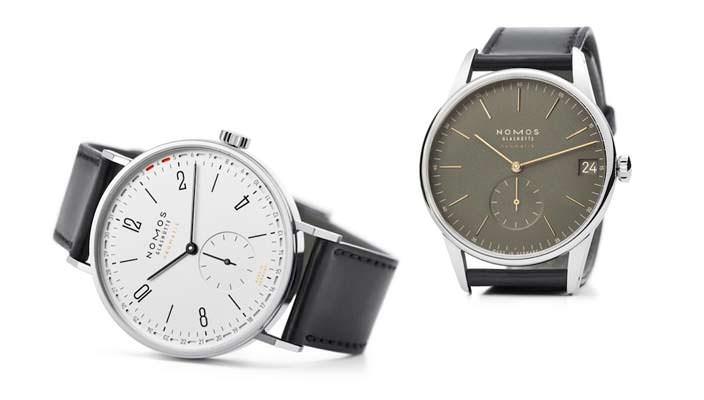 Вышли элегантные часы Nomos Orion Neomatik 41 Date | цена