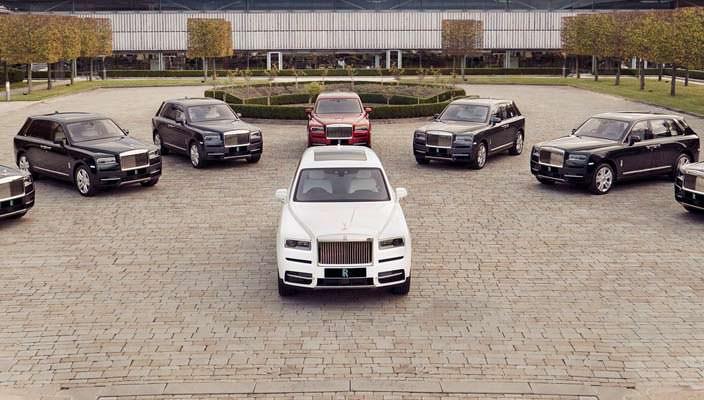 Первые Rolls-Royce Cullinan доставили покупателям. Цены