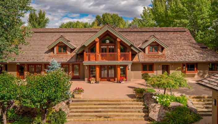 Брюс Уиллис продал ранчо в Айдахо со скидкой | фото, цена