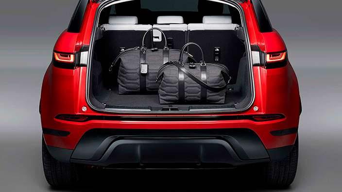 Багажник Range Rover Evoque