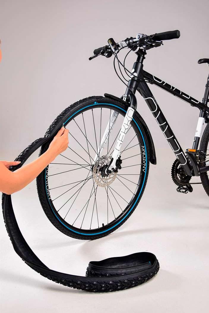 Велосипедные сменные протекторы Retyre One